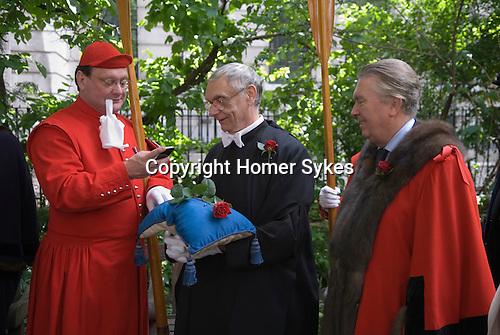 Knollys Rose Ceremony, City of London 2012, 2010s UK