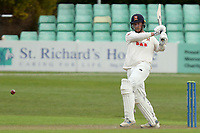 Tom Westley of Essex in batting action during Worcestershire CCC vs Essex CCC, LV Insurance County Championship Group 1 Cricket at New Road on 29th April 2021