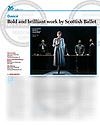 The Crucible, Scottish Ballet, Edinburgh Playhouse, EIF - Sunday Herald Life - 1 Sep 2019