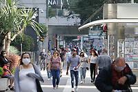 27.04.2020 - Quarentena avenida Paulista em SP