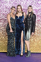 """Tiger Lilly Taylor<br /> arriving for the """"Bohemian Rhapsody"""" World premiere at Wembley Arena, London<br /> <br /> ©Ash Knotek  D3455  23/10/2018"""
