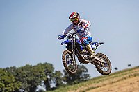 John Hinz, NGR Championship, during the Richard Fitch Memorial Trophy Motocross at Wakes Colne MX Circuit on 18th July 2021