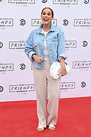 Vicky Pattinson<br /> arriving for FriendsFest 2021, Clapham Common, London.<br /> <br /> ©Ash Knotek  D3567 24/06/2021