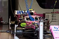 13th March 2020; Melbourne Grand Prix Circuit, Melbourne, Victoria, Australia; Formula One, Australian Grand Prix, Practice Day; Racing Point car