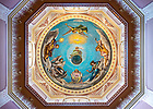 July 12, 2020; Main Building rotunda (Photo by Matt Cashore/University of Notre Dame)