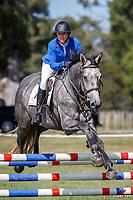 Class 8: Intro Horse 90cm. 2021 NZL-Auckland Veterinary Centre Brookby SJ Grand Prix Show. Papatoetoe, Auckland. Saturday 13 February. Copyright Photo: Libby Law Photography