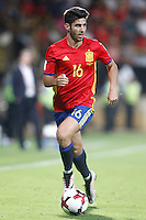 Spain's Marco Asensio during FIFA World Cup 2018 Qualifying Round match. September 5,2016.(ALTERPHOTOS/Acero) /NORTEPHOTO
