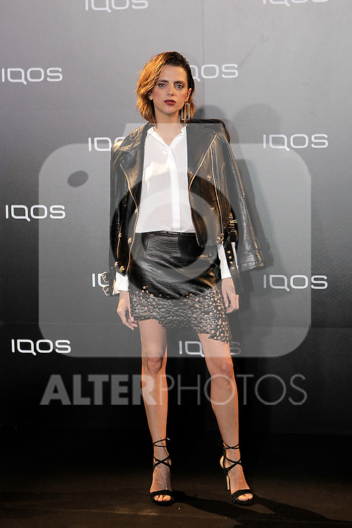 Macarena Gomez attends to IQOS3 presentation at Palacio de Cibeles in Madrid. February 10,2019. (ALTERPHOTOS/Alconada)