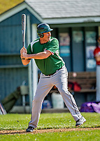 15 September 2019: The Waterbury Warthogs visit the Burlington Cardinals for a playoff game at Burlington High School in Burlington, Vermont. The Warthogs edged out the Cardinals 2-1 in post season play. Mandatory Credit: Ed Wolfstein Photo *** RAW (NEF) Image File Available ***