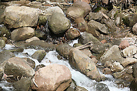 Trafalgar Falls im Regenwald von Dominica