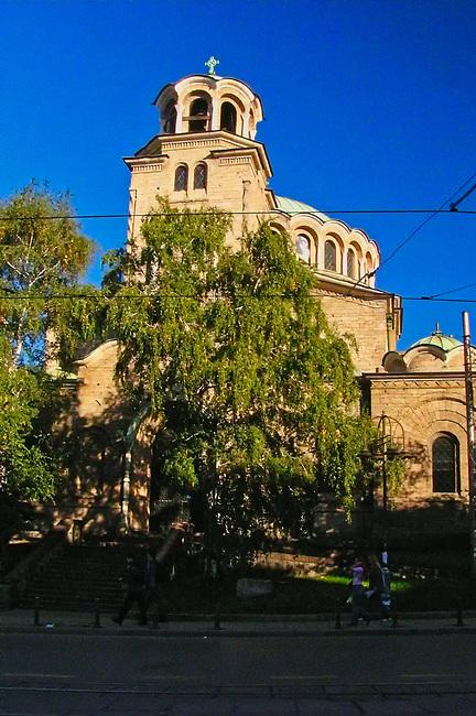 Sveta Nedelya, Sofia Center