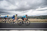 Esteban Chaves (COL/Mitchelton-Scott)<br />  <br /> Men's Elite Road Race from Imola to Imola (258km)<br /> <br /> 87th UCI Road World Championships 2020 - ITT (WC)<br /> <br /> ©kramon