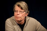 Stephen King <br /> Parigi 12/11/2013 American Press Club <br /> Conferenza Stampa <br /> Foto Philippe STERC / PANORAMIC / Insidefoto