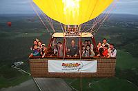 20120123 Hot Air balloon Cairns 23 January