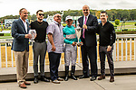OCT 09, 2021: Rockemperor, ridden by Javvierr Castellano, wins the Gr.1  Joe Hirsch Turf Classic Stakes, going 1 1/2 miles on the turf, at Belmont Park, Elmont, NY.  Sue Kawczynski/Eclipse Sportswire/CSM