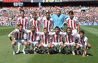 Chivas USA Starting XI . DC United defeated Chivas USA 2-1, at RFK Stadium in Washington DC, Sunday May 6, 2007.