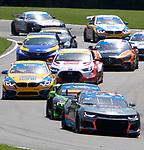 SALISBURY, CT. - 17 July 2021-071721SV11-Cars race in the IMSA Northeast Grand Prix event at Lime Rock Park in Salisbury Saturday.  <br /> Steven Valenti Republican-American