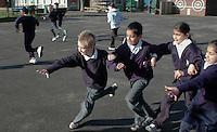 Primary: Playground breaks