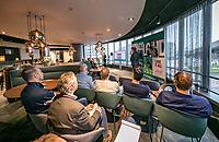 Rotterdam, The Netherlands, 10 Januari 2019, ABNAMRO World Tennis Tournament, Pressconference<br /> Photo: www.tennisimages.com/Henk Koster