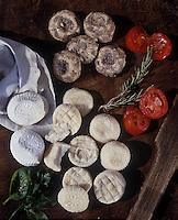 Europe/Malte: Fromages de chêvre