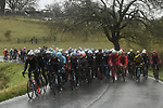 Action from the 2018 Strade Bianche Men Elite NamedSport race running 184km from Siena to Siena, Tuscany, Italy. 3rd March 2018.<br /> Picture: LaPresse/Fabio Ferrari | Cyclefile<br /> <br /> <br /> All photos usage must carry mandatory copyright credit (© Cyclefile | LaPresse/Fabio Ferrari)