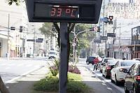 Campinas (SP), 10/09/2020 - Clima - A temperatura em Campinas (SP) chegou aos 34,8°C na tarde desta quinta-feira (10), a mais alta do ano segundo o Cepagri (Centro de Pesquisas Meteorologicas e Climaticas Aplicadas a Agricultura) da Unicamp. Ate entao, a temperatura mais alta havia sido registrada no dia 17 de janeiro, com 34,7°C.<br />A regiao sofre com a influencia de uma forte massa de ar seco, que impede a formacao de nebulosidade, e com o calor intenso com a proximidade da Primavera. Por enquanto, nao ha previsao de chuvas para os proximos dias. (Foto: Denny Cesare/Codigo 19/Codigo 19)