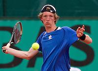 31-05-10, Tennis, France, Paris, Roland Garros,  Jannick Lupescu