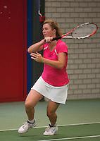 26-08-12, Netherlands, Amstelveen, Tennis, NVK, Eveline Hamers