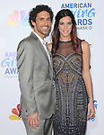 Ethan Zohn and Jenna Morasca attends The  American Giving Awards held at Dorothy Chandler Pavilion in Los Angeles, California on December 09,2011                                                                               © 2011 DVS / Hollywood Press Agency