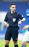 St Johnstone v Hamilton Accies...12.09.15  SPFL McDiarmid Park, Perth<br /> Referee Andrew Dallas<br /> Picture by Graeme Hart.<br /> Copyright Perthshire Picture Agency<br /> Tel: 01738 623350  Mobile: 07990 594431
