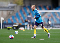 31st October 2020; The Den, Bermondsey, London, England; English Championship Football, Millwall Football Club versus Huddersfield Town; Alex Pritchard of Huddersfield Town during pre match