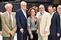 """Sir Michael Gambon, Sir Michael Caine, Francesca Annis and Ray Winstone<br /> at the World Premiere of  """"King of Thieves"""", Vue Cinema Leicester Square, London<br /> <br /> ©Ash Knotek  D3429  12/09/2018"""
