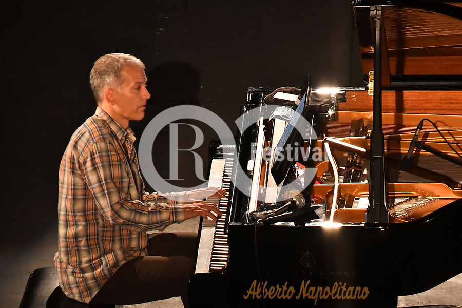 Sul Belvedere di Villa Rufolo<br /> Brad Mehldau, pianoforte