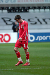 Nationwide Friendly International Wales v Sweden at the Liberty Stadium in Swansea : Wales' Gareth Bale...