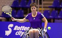16-12-10, Tennis, Rotterdam, Reaal Tennis Masters 2010,     Sharon Walrave