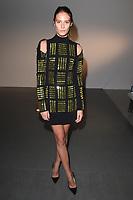 Charlotte Wiggins<br /> at the David Koma SS18 Show as part of London Fashion Week, London<br /> <br /> <br /> ©Ash Knotek  D3308  18/09/2017