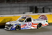 #30: Danny Bohn, On Point Motorsports, Toyota Tundra North American Motor Car/Sierra Delta