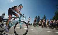 Jens Voigt (DEU)<br /> <br /> Tour de France 2013<br /> stage 20: Annecy to Annecy-Semnoz<br /> 125km