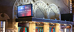 Theatre Marquee for the Broadway Opening Night of 'American Son' starring Kerry Washington and Steven Pasquale at the Booth Theatre on November 4, 2018 in New York City.