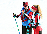 Pyeongchang, Korea, 14/3/2018-Natalie Wilkie compete in the cross country sprints during the 2018 Paralympic Games in PyeongChang. Photo Scott Grant/Canadian Paralympic Committee.