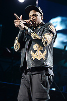 SUNRISE, FL - JANUARY 2: Jay-Z performs at the BB&T Center on January 2, 2014 in Sunrise Florida<br /> <br /> People:  Jay-Z