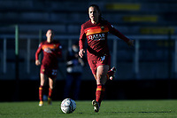 Marija Banusic of AS Roma in action during the Women Italy cup round of 8 second leg match between AS Roma and Florentia S.G. at stadio delle tre fontane, Roma, February 14, 2021. Photo Andrea Staccioli / Insidefoto
