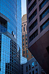 Office buildings in the Financial District of Boston, MA, USA