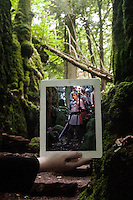 Pictured: Filming of Merlin at Puzzle Wood in Gloucester<br />