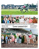 Long Legged Girl winning at Delaware Park on 6/24/13