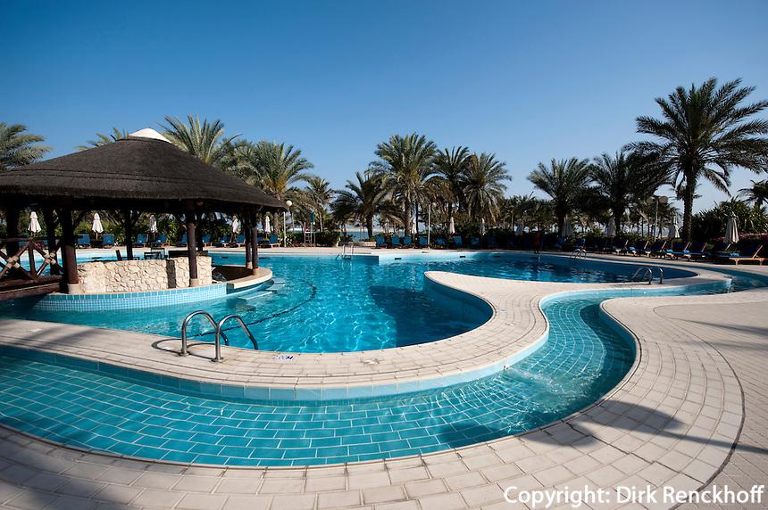Vereinigte arabische Emirate (VAE), Dubai, Pool  im Jebel Ali Golf Resort & Spa