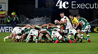 Friday 2nd October 2020 | Ulster Rugby vs Benetton Rugby<br /> <br /> John Cooney during the PRO14 Round 1 clash between Ulster Rugby and Benetton Rugby at Kingspan Stadium, Ravenhill Park, Belfast, Northern Ireland. Photo by John Dickson / Dicksondigital