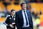 St Johnstone v Dundee…11.03.17     SPFL    McDiarmid Park<br />Tommy Wright looks on<br />Picture by Graeme Hart.<br />Copyright Perthshire Picture Agency<br />Tel: 01738 623350  Mobile: 07990 594431