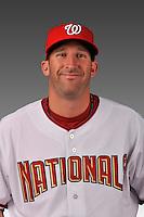 14 March 2008: ..Portrait of Tim Pahuta, Washington Nationals Minor League player at Spring Training Camp 2008..Mandatory Photo Credit: Ed Wolfstein Photo