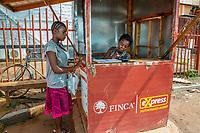 FINCA booth